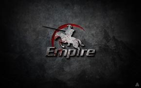 Картинка Фон, Empire, Горы, Рыцарь, Team, Текстура, Команда, Art Shift, Киберспорт, Dota 2, Камень, Кровь