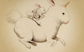 Картинка набросок, арт, детская, Bobby Chiu, Бобби Чиу