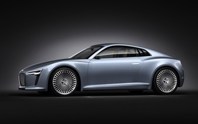 Обои e-tron, Машины, Audi