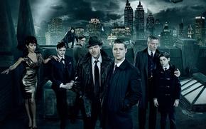 Картинка 2014, Gotham, The evil, Готэм, The good