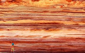Картинка текстура, Австралия, девочка, Kalbarri