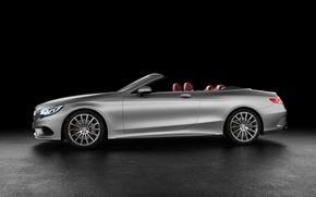 Картинка Mercedes-Benz, кабриолет, мерседес, AMG, S 63, S-Class, 2015, A217