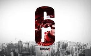 Картинка Город, Rainbow Six, Rainbow 6 Patriots