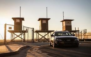 Картинка Audi, front, wagon, avant
