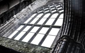 Картинка Эдинбург, Edinburgh, Holyrood Abbey, Холируд