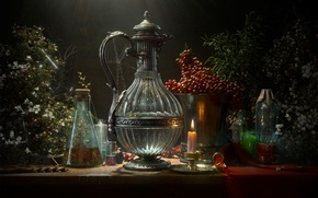 Картинка натюрморт, Mastering Lighting- Lesson 5: Still Life, Grant Warwick