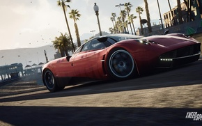 Картинка Pagani, Need for Speed, nfs, Huayra, 2013, Rivals, NFSR, нфс