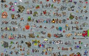 Картинка игры, рисунки, постер, навигатор игрового мира