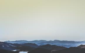 Картинка горы, природа, mountain, Alpes, озеро в горах
