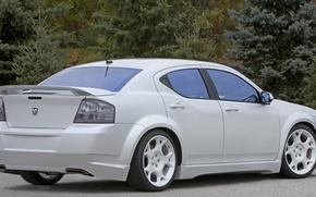 Картинка Dodge, седан, Avenger