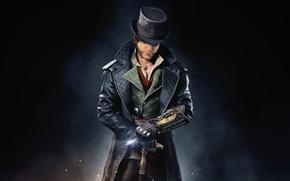 Картинка Шляпа, Плащ, Синдикат, Syndicate, Медальон, Экипировка, Ubisoft Quebec, Трость, Клинок, Assassin's Creed: Syndicate, Assassin's Creed: …