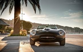 Картинка Jaguar, Чёрный, Black, Е-Туре, Jaguar ХК Е-Туре