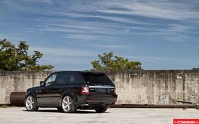 Картинка Land Rover, Range Rover, tuning, vossen, VVSCV3