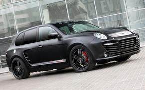Картинка тюнинг, Vantage, Porsche, topcar, Cayenne