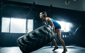 Картинка workout, crossfit, Janna Breslin