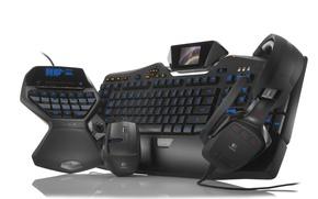 Обои Клавиатура, Hi-Tech, Logitehc