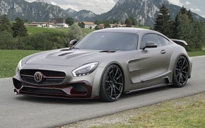 Картинка Mercedes-Benz, AMG, by Mansory
