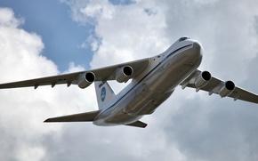 Картинка airplane, aviation, Antonov An-124