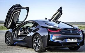 Картинка BMW, концепт, i8