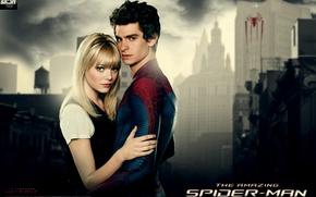Картинка Питер, Гвен, the amazing spider man