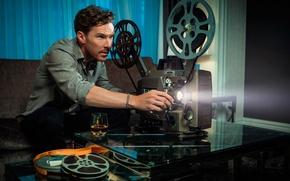 Картинка фотосессия, Benedict Cumberbatch, Time Out