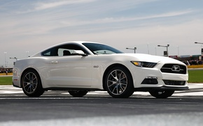 Картинка Mustang, 2015