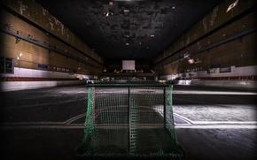 Картинка спорт, ворота, стадион