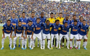 Картинка brazil, brasil, brazilian, cruzeiro, la bestia negra, minas gerais, campeão 2010, futebol champion