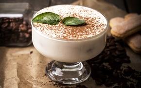 Обои milk, cocktail, молоко, кофе, коктейль, coffee