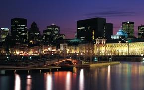 Картинка city, город, Canada, Montreal