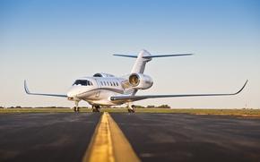 Обои Cessna Aircraft, самый скоростной, бизнес-джет, бизнес джет, гражданский, Citation X
