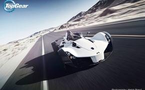 Картинка машины, Top Gear, BAC Mono
