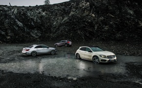 Картинка Mercedes-Benz, 4MATIC, CLA45 AMG, GLA45 AMG, A45 AMG