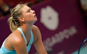 Картинка теннисистка, Мария Шарапова, Tennis Girl