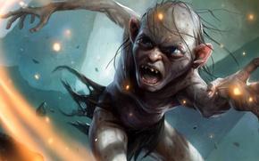 Картинка Gollum, Стражи Средиземье, Guardians of Middle Earth, Smeagol