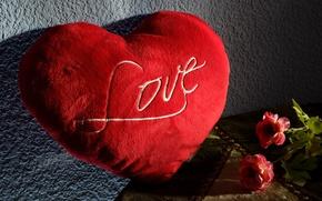 Обои sweet, сердце, love, heart, любовь, romantic