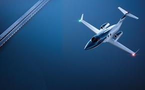 Обои самолет, HA-420, hondajet