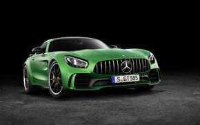 Картинка Mercedes, Benz, GT-R