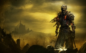 Картинка Game, Namco Bandai Games, From Software, Dark Souls III
