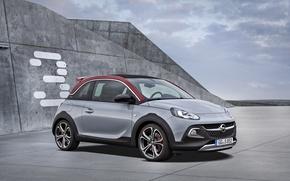Картинка 2015, опель, Opel, Rocks S, Adam, адам