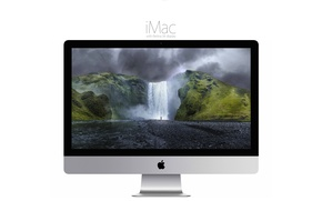 Картинка Apple, pixels, display, the most stunningly, And the power, powerful iMac, to do beautiful, yet, …
