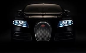 Картинка Bugatti, Galibier, Concept2009