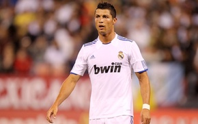 Обои Real Madrid, реал мадрид, cristiano ronaldo, Криштиану роналдо