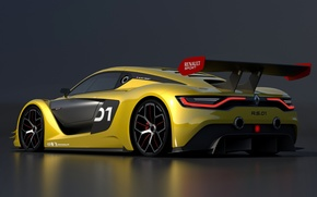 Картинка Renault, Sport, 2015