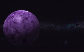 Картинка звезды, вселенная, цвет, планета