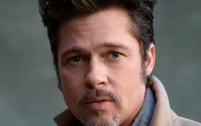 Картинка Brad Pitt, фотосессия, август 2014