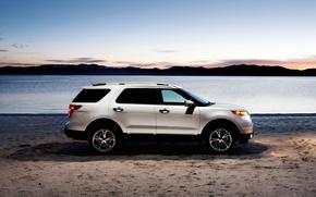 Картинка car, машина, авто, ford, форд, ford explorer