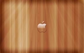 Картинка дерево, apple, логотип, mac