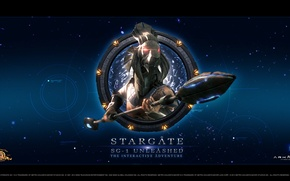 Картинка Звёздные врата, Chappa'ai, Arkalis Interactive, Stargate SG-1 Unleashed, Джаффа Сехмета