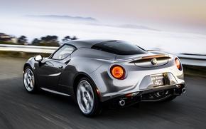 Обои cabrio, auto, Alfa romeo